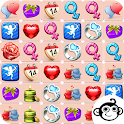 Onet Connect Valentine icon
