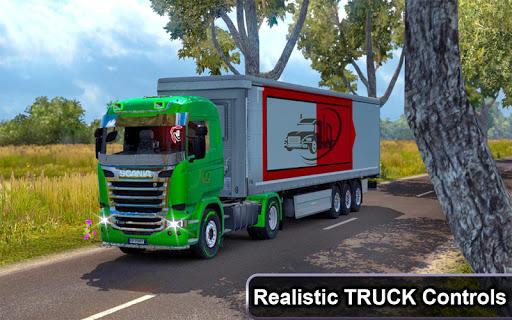 Indian Truck Offroad Cargo Drive Simulator 2 apkdebit screenshots 3