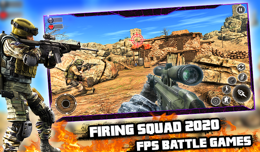 Unknown Battlegrounds Free Fire Squad : Survival 1 screenshots 10