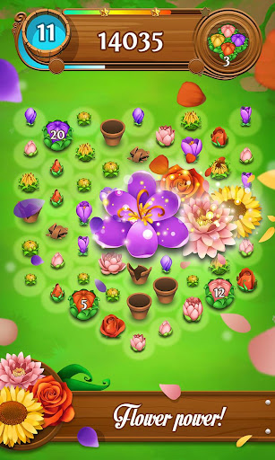 Blossom Blast Saga screenshot 3