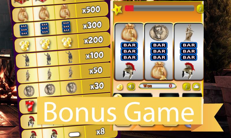 rome and slot machine free