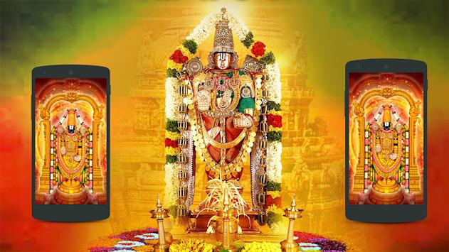 Lord Balaji HD Wallpapers Poster
