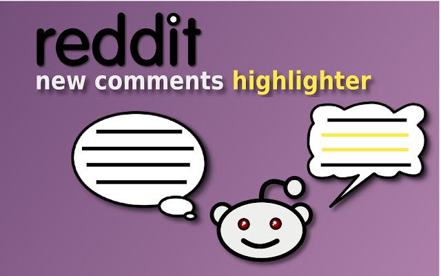 Reddit New Comments Highlighter