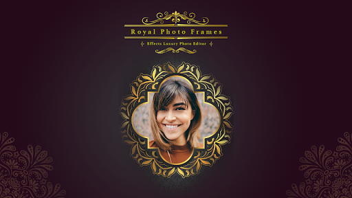 Royal Photo Frames And Effects Luxury Photo Editor screenshot 1