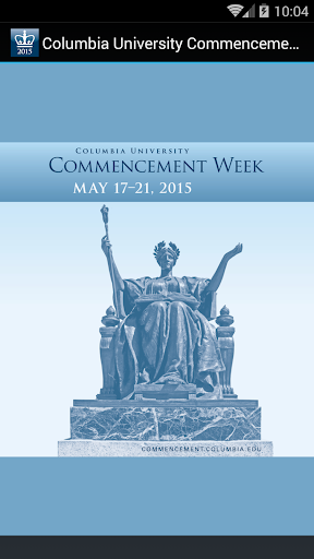 Columbia Commencement 2015