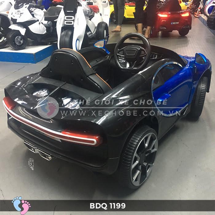 Xe hơi điện đồ chơi trẻ em BDQ-1199 7