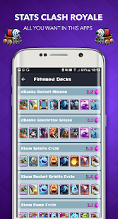 Stats Clash Royale Next Chest (online) - náhled