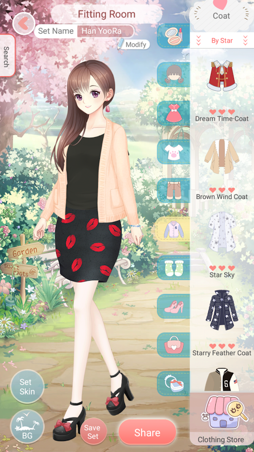 Dress Up Diary: True Love- screenshot