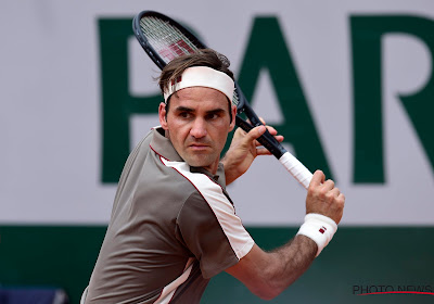 Roger Federer en Rafael Nadal naar halve finales Roland Garros