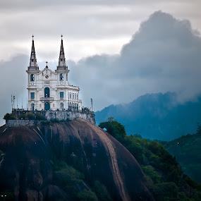 Igreja da Penha - Rio de Janeiro by Marcos Lamas - Buildings & Architecture Public & Historical ( brazil, rio de janeiro, igreja da penha,  )