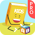 Storybook For Kids - English with Audio (Pro) icon