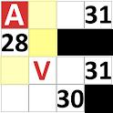 Annual View - Calendar icon