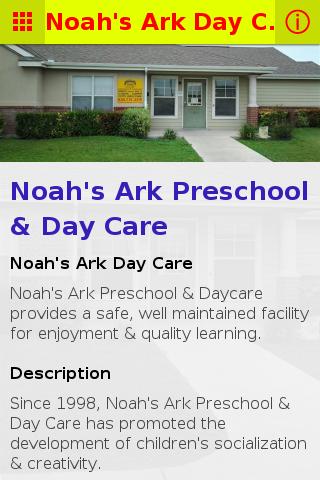 Noah's Ark Day Care