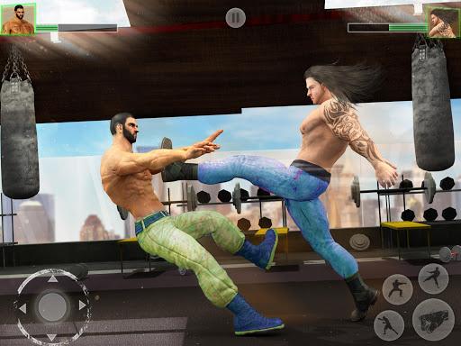 Bodybuilder Fighting Club 2019: Wrestling Games 1.1.4 screenshots 9