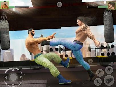 Bodybuilder Fighting Games: Gym Wrestling Club PRO 9