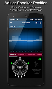 3D Surround Music Player Screenshot