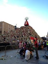 Photo: Grupo de Atea en la Ofrenda de Flores a la Virgen del Pilar de Zaragoza, 12 Octubre 2012  (Fotografía enviada por Anna Bonich Hernando)