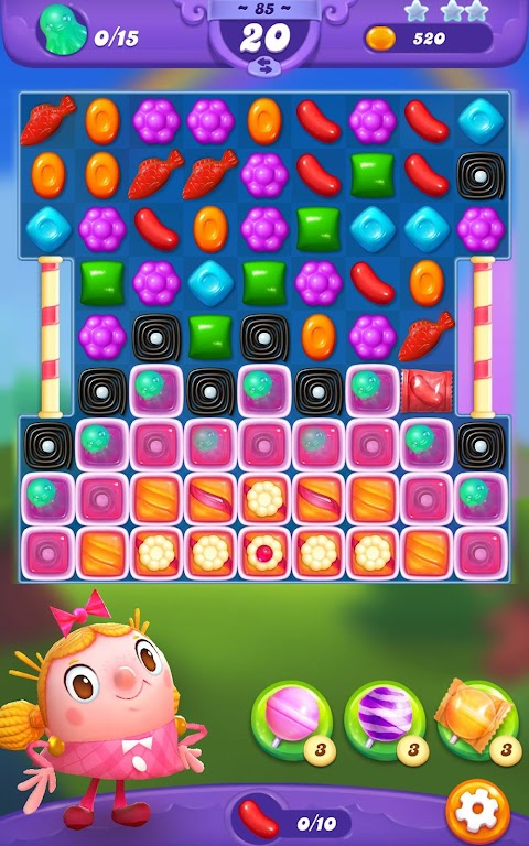 Candy Crush Friends Saga poster 17