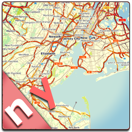 Map New York Offline.New York State Offline Map Apps On Google Play