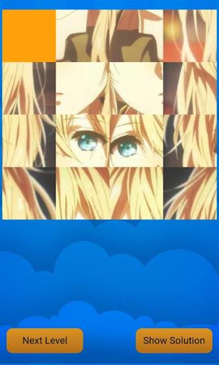 Anime Puzzle15 screenshot 3