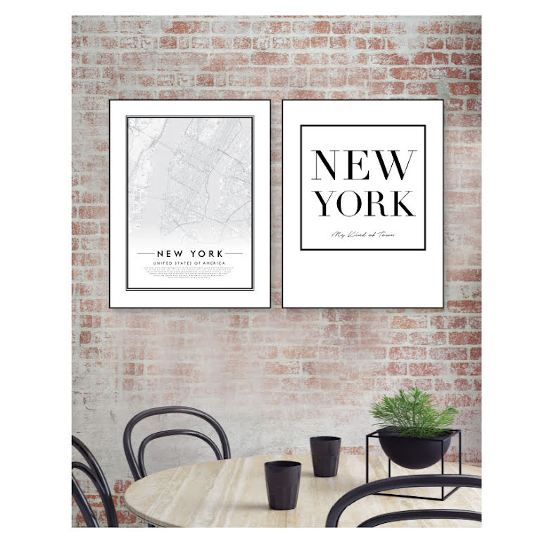 NEW YORK CITY POSTERS 2 st posters