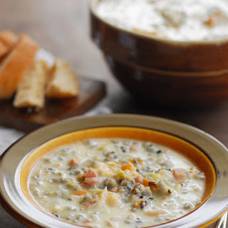 Wild Rice Soup With Ham Recipes