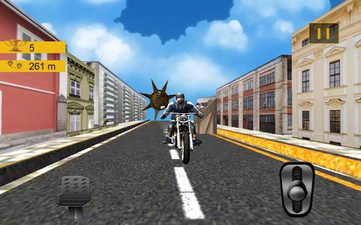 Speed Bike Escape