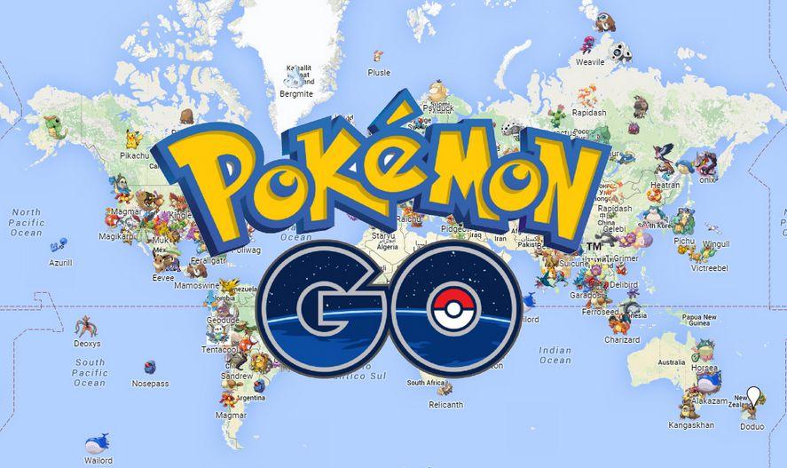 Mappa Pokemon GO: le migliori per trovare i pokemon