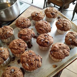 Big Batch Bran Muffins