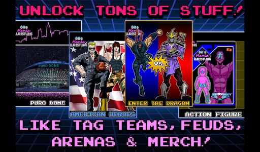 80s Mania Wrestling Returns apkpoly screenshots 14