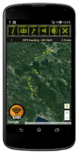 GPS SMS SOS screenshot 9