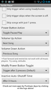 Tactile Player - Music Control v3.0.2
