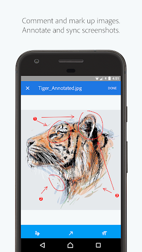 Adobe Creative Cloud 4.8.1 Apk for Android 3