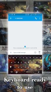 art keyboard for dota 2 android apps on google play