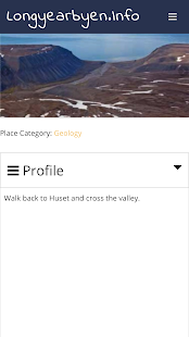 Longyearbyen Info- screenshot thumbnail