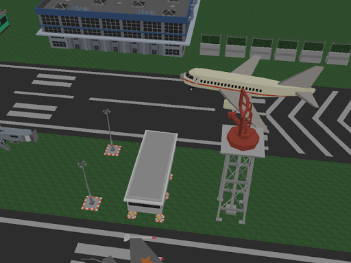 Craft games-Aircraft simulator
