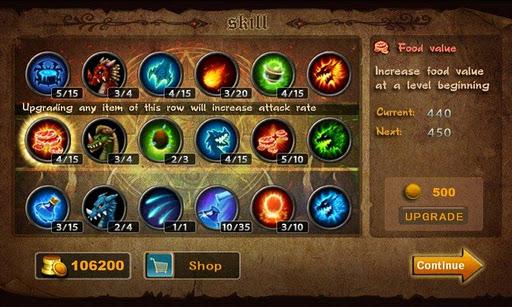 Lair Defense screenshot 5