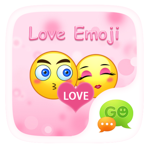 FREE-GO SMS LOVE EMOJI STICKER