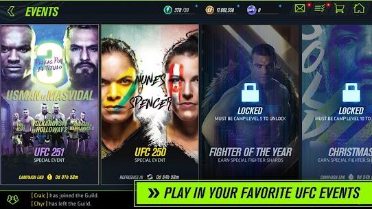 UFC Beta APK (Unreleased) v0.8.02 5
