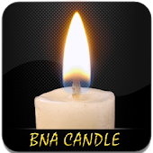 BNA Candle