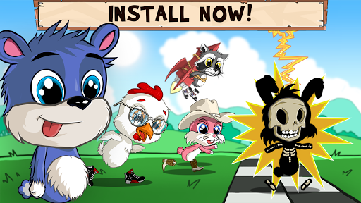 Fun Run 2 - Multiplayer Race 4.6 screenshots 7