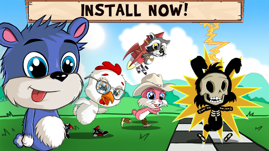 Fun Run 2 Mod Apk – Unlock all + Unlimited Money 7