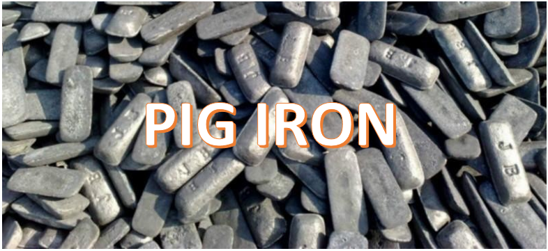 Classification of Pig Iron