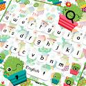 Cute Cactus Keyboard Theme icon