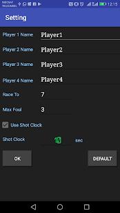 Download Scoreboard : Nine Ball For PC Windows and Mac apk screenshot 5