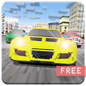 Block City Racing 3D Free