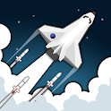 2 Minutes in Space - a Free Offline Survival Game icon