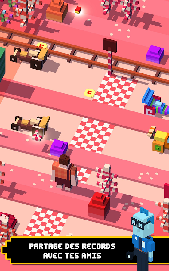 Disney Crossy Road – Capture d'écran