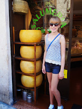 Photo: Those are blocks of parmesan