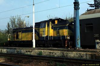 Photo: SU42-513, Toruń Główny - Malbork {Toruń Główny; 2002-04-17}